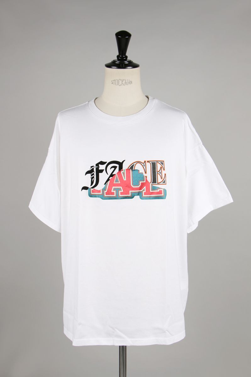 トップス, Tシャツ・カットソー 40OFFMIX FACE BIG TEE (FNT-TEE-U08) Facetasm -Men-()