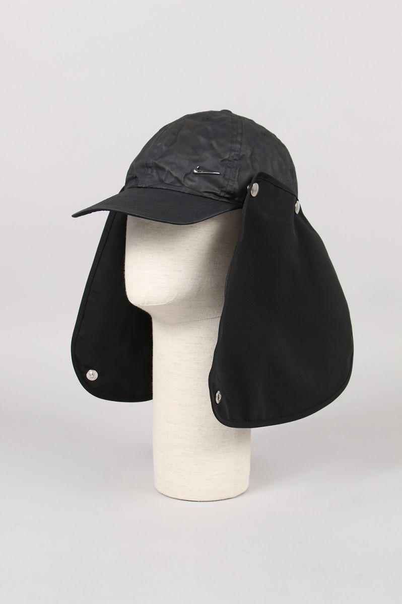 メンズ帽子, キャップ NIKE CAP WITH FLAP(AKUHA0014OT01BLK0001) 1017 ALYX 9SM()