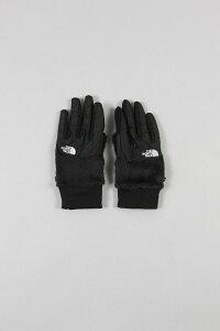 ノースフェイス メンズ デナリイーチップグローブ Denali Etip Glove ブラック【正規取扱店】