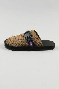 ノースフェイス パープルレーベル メンズ Knit Sandal - Beige (NF5001N) 【正規取扱店】