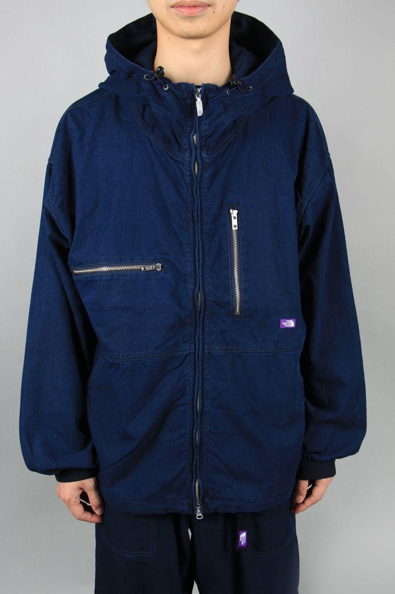 メンズファッション, コート・ジャケット 30OFFIndigo Mountain Field Parka - Indigo (NP2054N) The North Face Purple Label - Men -( )