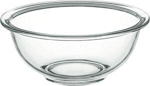 iwaki(イワキ) 耐熱ガラス ボウル 丸型 外径21.3cm 1.5L KBC323