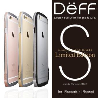 "【Deff直営ストア】iPhone6s/6用アルミバンパー,AluminumBumper""CLEAVE""foriPhone6sLimitedEdition"