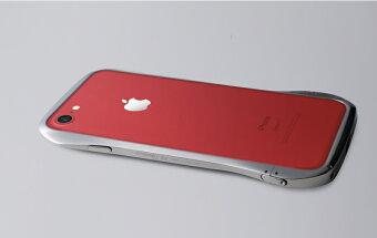 """【予約受付中】iPhone7チタンバンパーケースCleaveTitaniumBumperPremiumEditionforiPhone7バンパー究極の金属素材""""チタン""""で作られたiPhone用プレミアムバンバー【送料無料】"""
