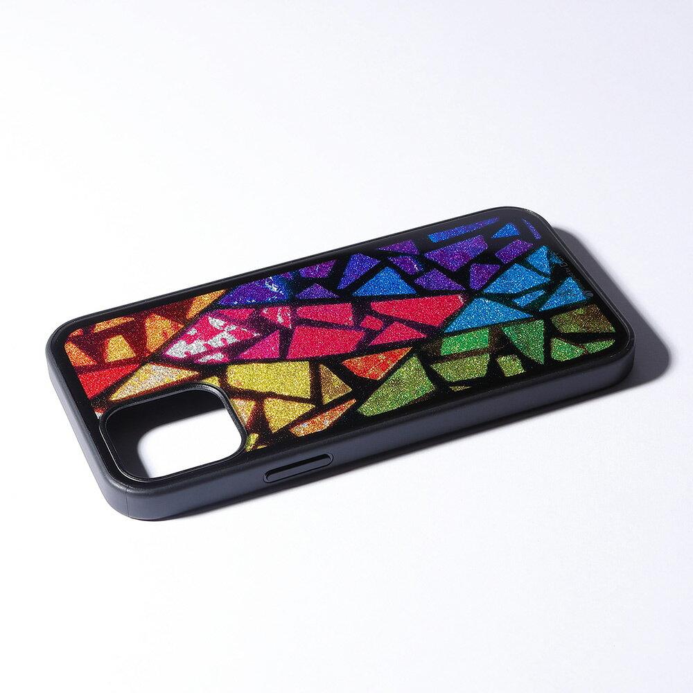 IPhone12/iPhone12Proハイブリッドケースキラキラ光るEtanze(エタンゼ)HybridCaseEtanzeforiPhone12/12Proワイヤレス充電対応