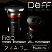 ��Deffľ�ĥ��ȥ��۹��4.8,2�ݡ���,���������㡼���㡼��CarCigerChargerFigo��iPhone�䥹�ޡ��ȥե����֥�åȤ�Ʊ���˽��š�