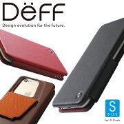 【Deff直営ストア】iPhone6s、XperiaZ5Compactに対応手帳型レザーケースMULTIGENUINELEATHERCASE-S(4.7)6sシープ(羊)スキンと牛革レザーを組み合わせたフリップタイプケーススマートフォンケース【送料無料】