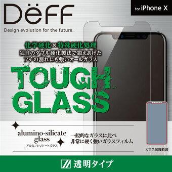 iPhoneXガラスフィルム
