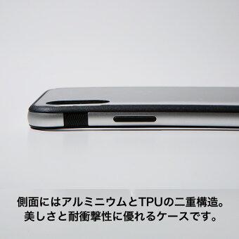 iPhoneXs/XHYBRIDケースEtanze(エタンゼ)透明アクリルタイプforiPhoneXsApple/docomo/au/Softbank【送料無料】新製品