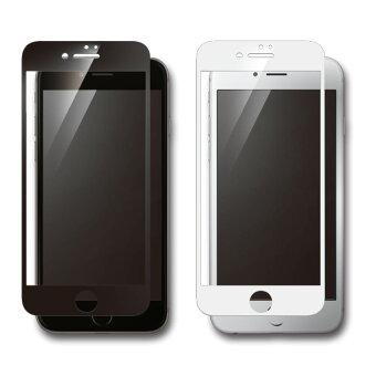 iPhone8/7ガラスフィルムTOUGHGLASS二次硬化処理割れにくいガラスフルカバータイプ新製品
