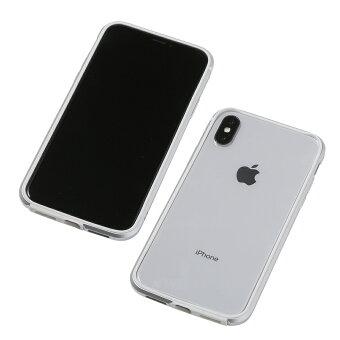 【ご予約受付中】iPhoneXAluminum&TPULightweightBumperAEROforiPhoneXワイヤレス充電対応エアロバンパーケース