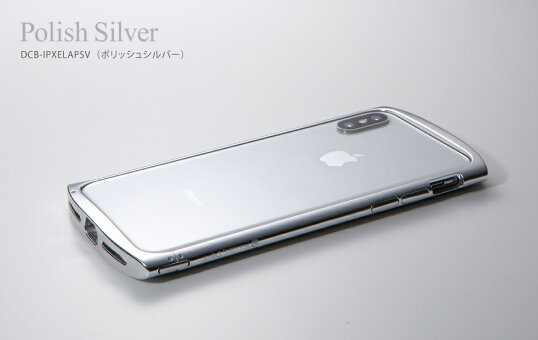 "iPhone8チタンバンパーケースCleaveTitaniumBumperPremiumEditionforiPhone7バンパー究極の金属素材""チタン""で作られたiPhone用プレミアムバンバー【送料無料】"