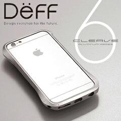 iPhone6用アルミバンパーCLEAVE ALUMINUM BUMPER持ち易さを改善 ディーフ【Deff直営ストア】iP...