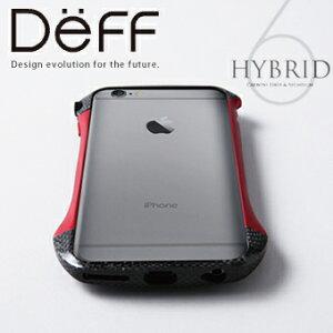 新規納期12月中旬発送予定iPhone6用アルミバンパーCLEAVE Hybrid ALUMINUM BUMPERドライカーボ...