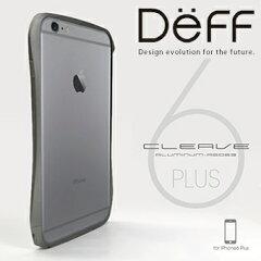 iPhone6 Plus用アルミバンパーCLEAVE ALUMINUM BUMPER【Deff直営ストア】iPhone6 Plus用アルミ...