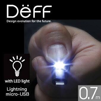 SuperTangle-freeflatdesigncablewithLEDlight
