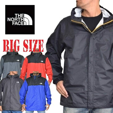 ノースフェイス THE NORTH FACE VENTURE JKT ウインドブレイカー ナイロンジャケット マウンテンパーカー アウター XL XXL 大きいサイズ メンズ あす楽