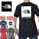 ノースフェイス 半袖 Tシャツ ロゴ プリント 海外モデル