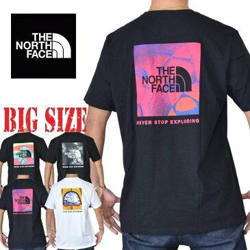 ノースフェイス 半袖 ハーフドーム Tシャツ 黒 白 ヨーロッパライン 海外限定 THE NORTH FACE XL XXL 大きいサイズ メンズ [M便 1/1]