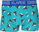 エクストララージ【X-LARGE】 メンズ ボクサー パンツ 18648300 ウォーキング柄検索ワ ...
