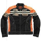 バイク ジャケット メッシュ バイク ジャケット ヴィンテージ バイク ジャケット オールシーズン バイク ジャケット ハーレー ブラック メッシュジャケット バイク ジャケット DEGNER 夏 デグナー プロテクター