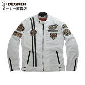 メンズ メッシュ ジャケット ホワイト メンズメッシュジャケット Men's Mesh Jacket(ホワイト)[16SJ-6-WT]