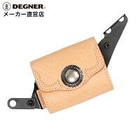 /DEGNER/デグナー/レザー/バイク/本革/ETC/ケース/アメリカンサドルバッグ/ステー付ETCケース/SB-44(ブラック)/DEGNER/デグナー/