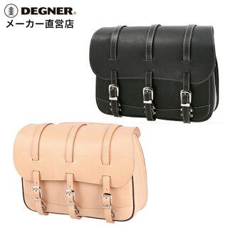 / DEGNER / degner,皮質,摩托 / 皮革 / 馬鞍 / 3 這條皮帶 [三大規模這條皮帶 / 美國] 皮馬鞍袋 /SB-18 /DEGNER / degner