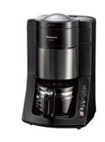 (お取り寄せ)Panasonic NC-A57-K パナソニック 沸騰浄水コーヒーメーカー NCA57K ブラック