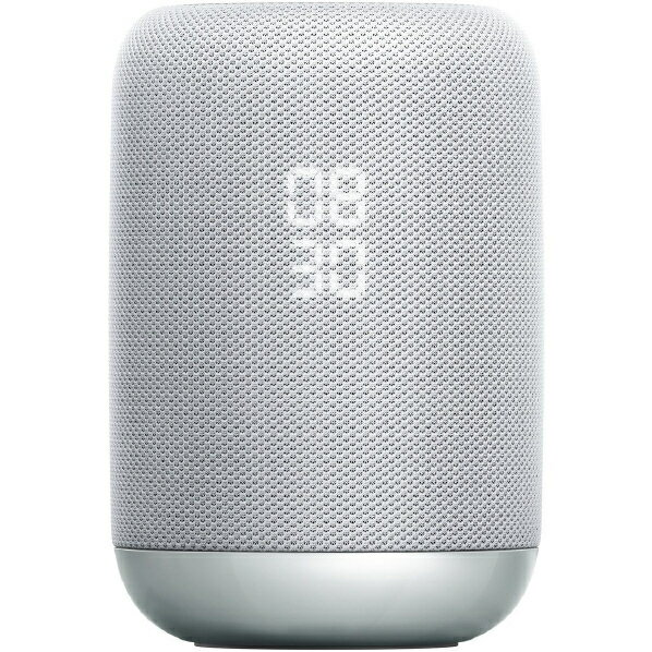 (在庫あり:2/28〜発送)SONY Google Assistant対応ワイヤレススピーカー スマートスピーカー ホワイト LF-S50G WC [LFS50GWC]