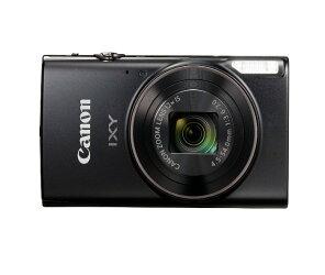【お取り寄せ】CanonコンパクトデジタルカメラIXY650ブラック光学12倍ズームIXY650(BK)