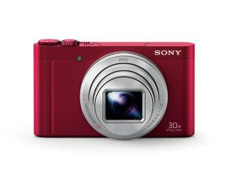 【4/5発売予定】ソニーSONYサイバーショットCyber-shotDSC-WX300-RC(レッド)デジタルカメラ【長期安心保証対象商品】【smtb-MS】【SS05P03mar13】