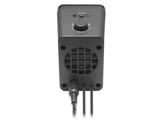 (お取り寄せ)オーディオテクニカ (audio-technica) アクティブスピーカー AT-SP102 BK(ブラック)(ATSP102 BK)