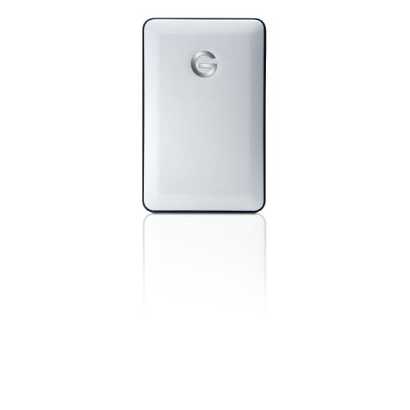 (お取り寄せ)HGST G-DRIVE mobile USB 3.0 1000GB Silver JP G-Technology Silver (型番:0G02755)