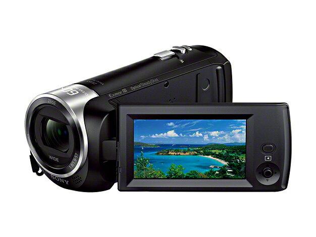 SONY HDR-CX470-B 32GB内蔵メモリー デジタルHDビデオカメラレコーダー[HDR-CX470B]