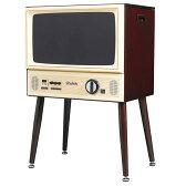 [877434](お取り寄せ)ドウシシャ 20V型 地上・BS・110度CSチューナー内蔵 ハイビジョン液晶テレビ VT203-BR