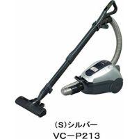 (お取り寄せ)東芝 TOSHIBA 紙パック式クリーナー(掃除機)VC-P213-S(シルバー)( VCP213S)