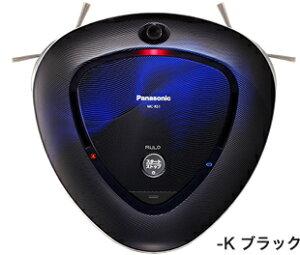【お取り寄せ】Panasonic(パナソニック)ロボット掃除機 MC-RS1-K[MCRS1K…