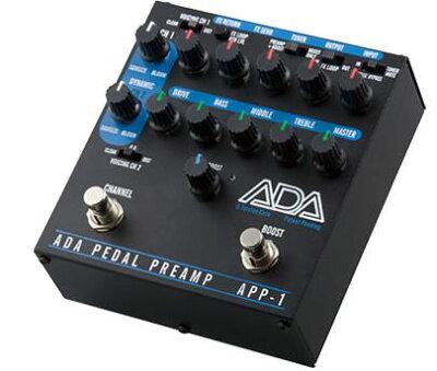 【送料無料!】【キャンペーン実施中】ADA APP-1ペダル型のプリアンプ【代引き手数料無料!】