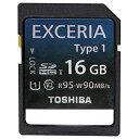 【送料500円】東芝 TOSHIBA16GB・UHS Speed Class1(Class10)対応SDHCカード SD-GU016G1