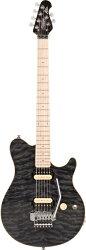 SterlingbyMUSICMANJP70TGB7弦エレキギター*ギグケース付きジョン・ペトルーシ・シグネイチャー・モデル