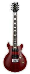GrassRootsG-KT-48STR(SeeThruRed)グラスルーツエレキギターGKT48STR