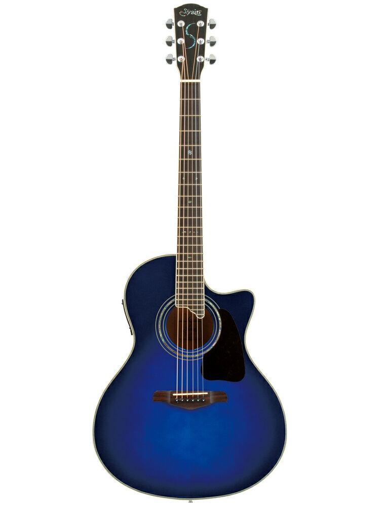 ギター, アコースティックギター S.YAIRI YE-5M BB Blueburst S