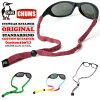 【クロネコDM便対応!】チャムス【CHUMS】メガネストラップORIGINAL(オリジナル)アジャスタブルアイウェアリテイナーグラスコードサングラスストラップ眼鏡ストラップ