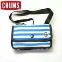 チャムス CHUMS Mini Pouch Sweat ミニスエットポーチアウトドアやお出かけに便利なスエット素材のミニポーチ