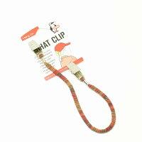 チャムス【CHUMS】キャップ&帽子&ハットクリップROPE-HATチャムス【CHUMS】キャップ&帽子&ハットクリップCOTTON-HATCLIP(コットン)CLIP5mm(ロープ)