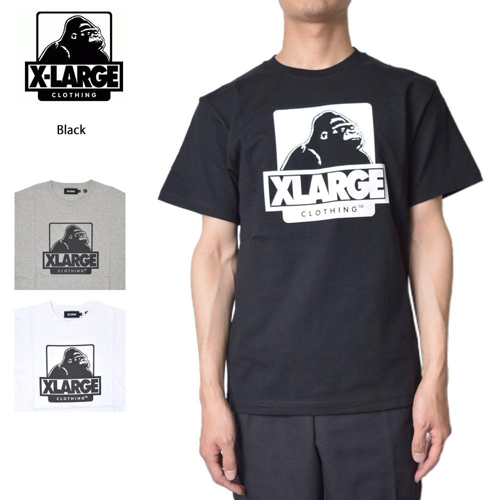 X-LARGEエクストララージTシャツ