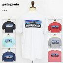 【メール便】PATAGONIAパタゴニア【39178】Men's P-6 Logo Pocket Responsibili-Teeメンズ P-6ロゴ ポケット レスポンシビリティーメンズ 半袖 Tシャツ
