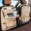 送料無料 韓国風 韓国ファッション バックシートポケット 単品 バックシート ユーティリティ バックシートユーティリティ 後部座席を快適に 快適なドライブ 大容量 後部座席 ストレスフリー ドリンクホルダー ティッ