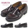 【あす楽】【送料無料】HARUTA ハルタ ローファー レディース 全2色 4505 通学 学生靴